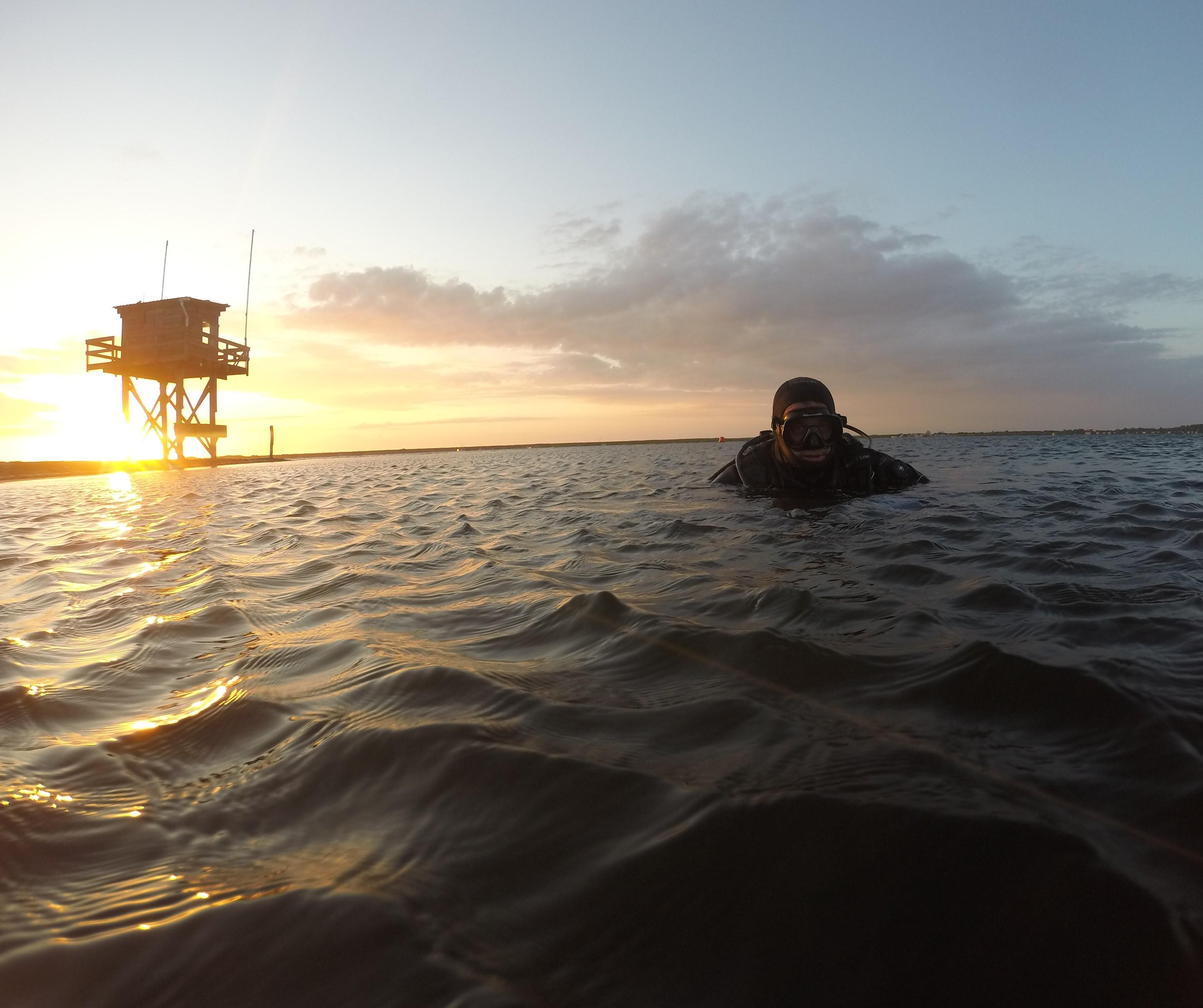 Advanced Open Water Duiker